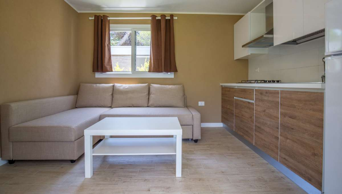 Lägenheterna Suite Living med privat terrass