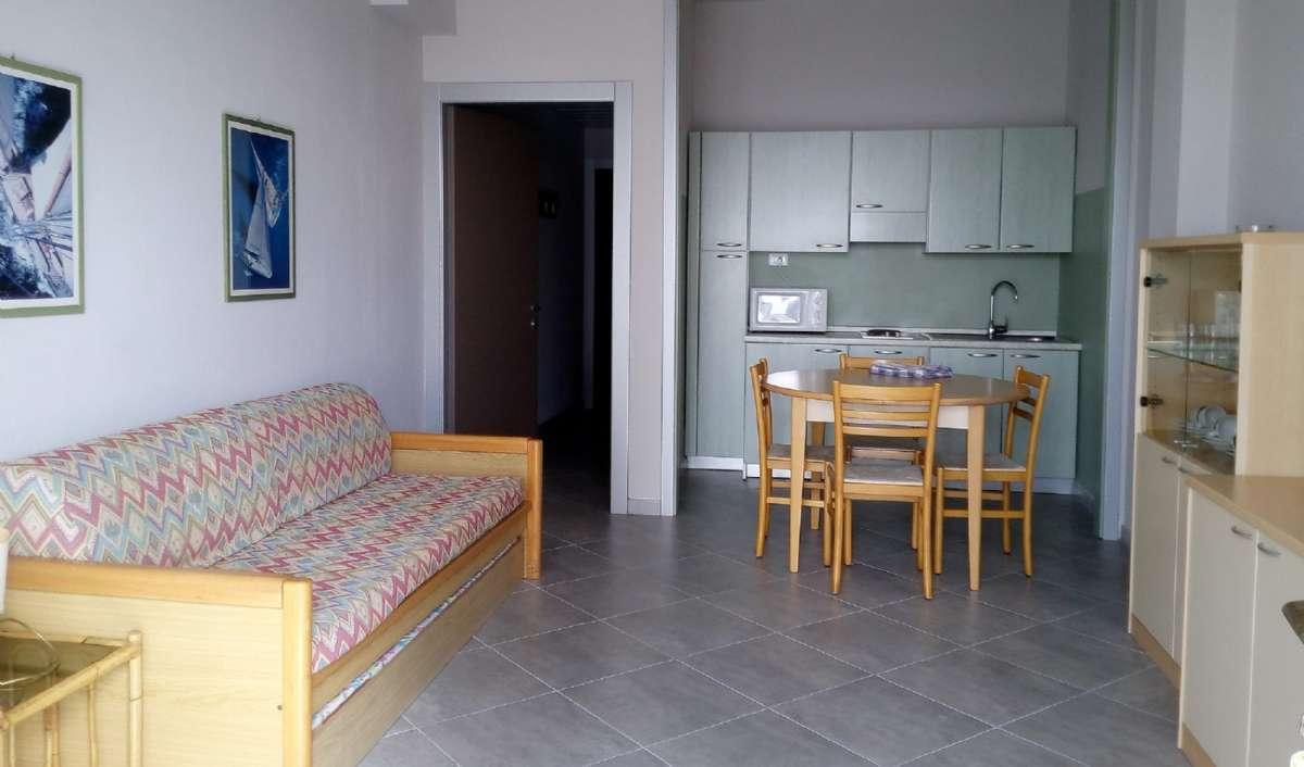 Exempel på inredning i lägenheterna i huvudbyggnaden