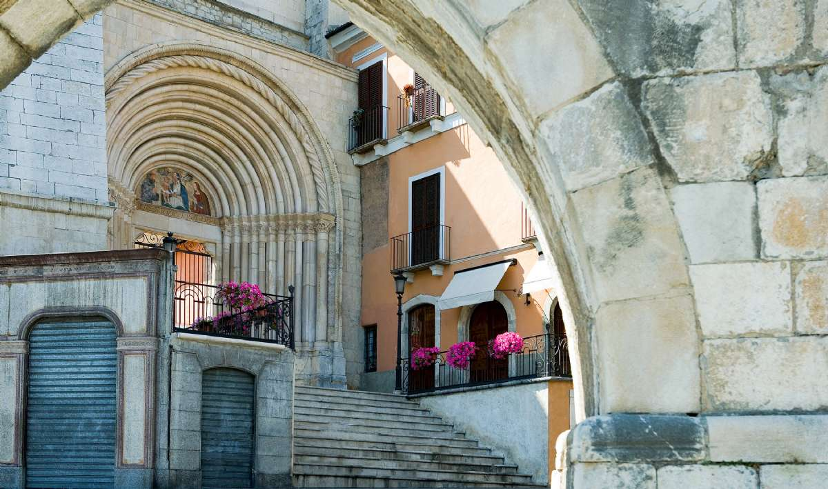 St. Francesco della scarpa-kirken