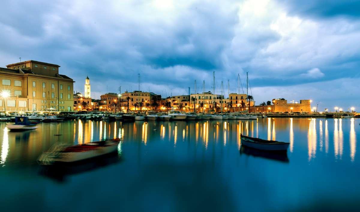 Nu kan du også rejse til Bari med In-Italia med fly fra Danmark