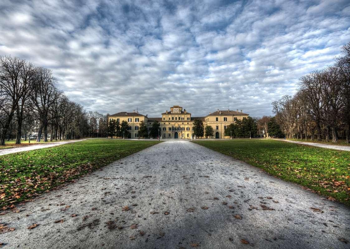 En rejse til Parma bør bl.a. inkludere et besøg i Parco Ducale (foto: Wikimedia Commons, Goethe100)