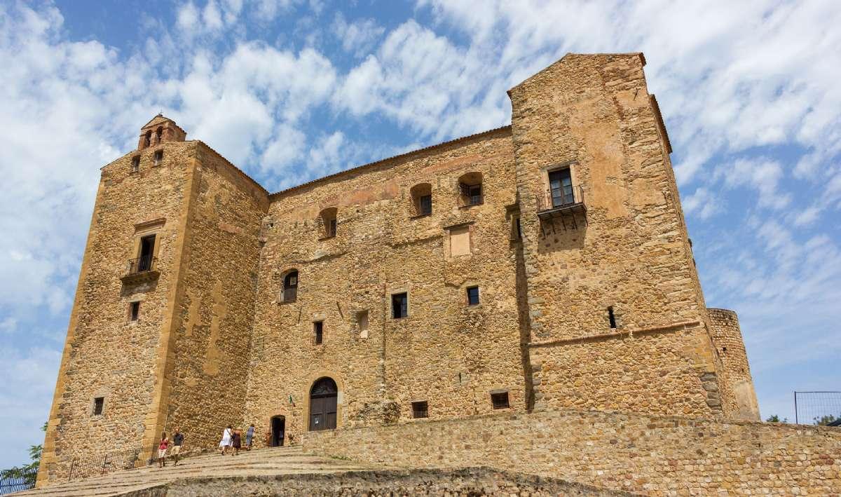 Borgen i Ventimiglia