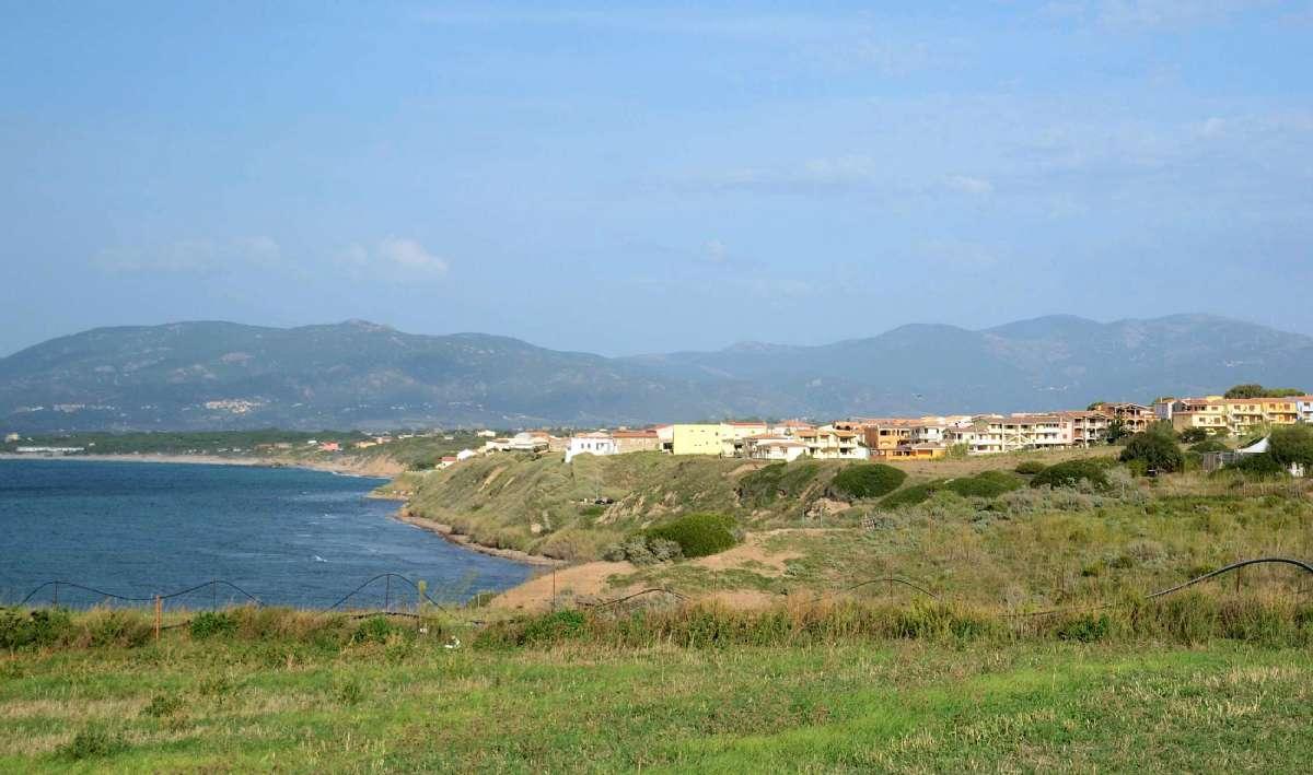 Vue over Ciaccia landsby