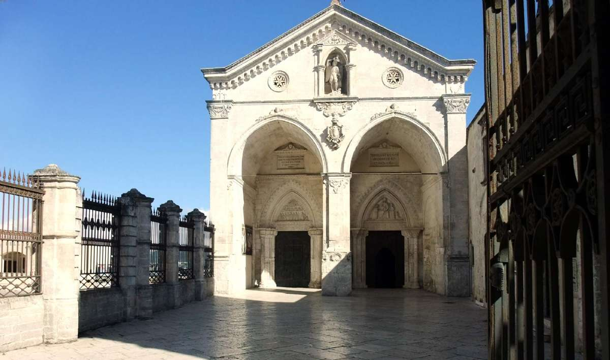 Basilikaen i Monte Sant'Angelo