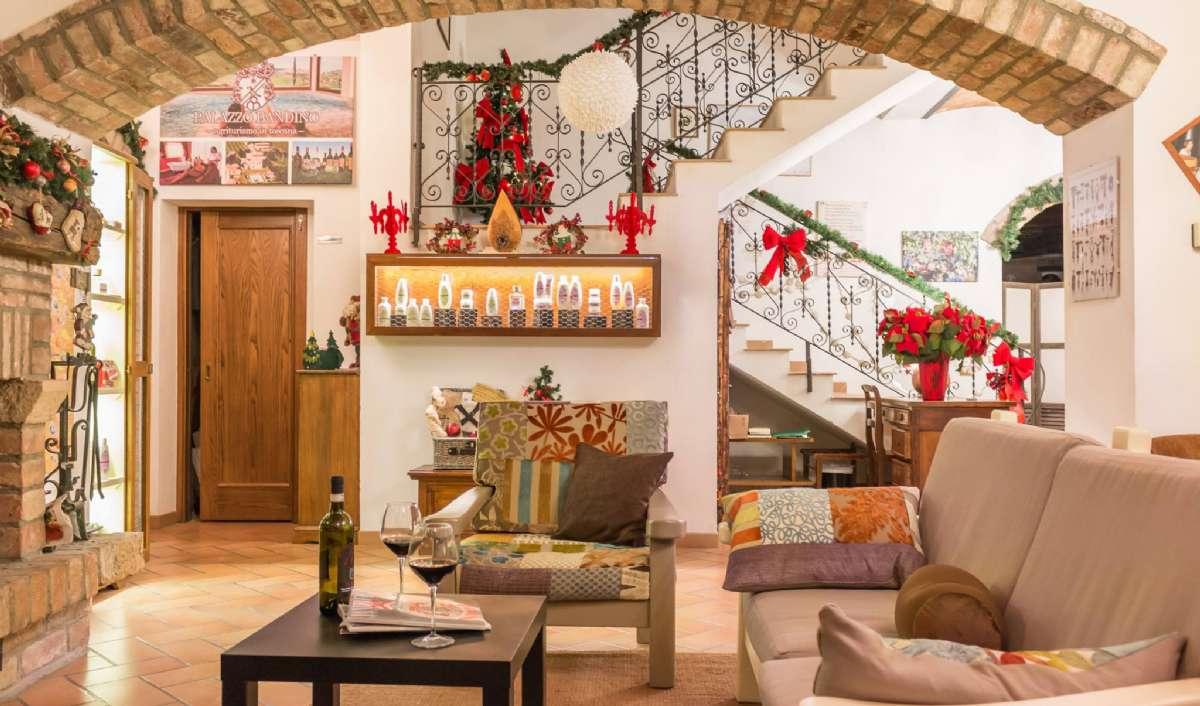 Juletid på Palazzo Bandino