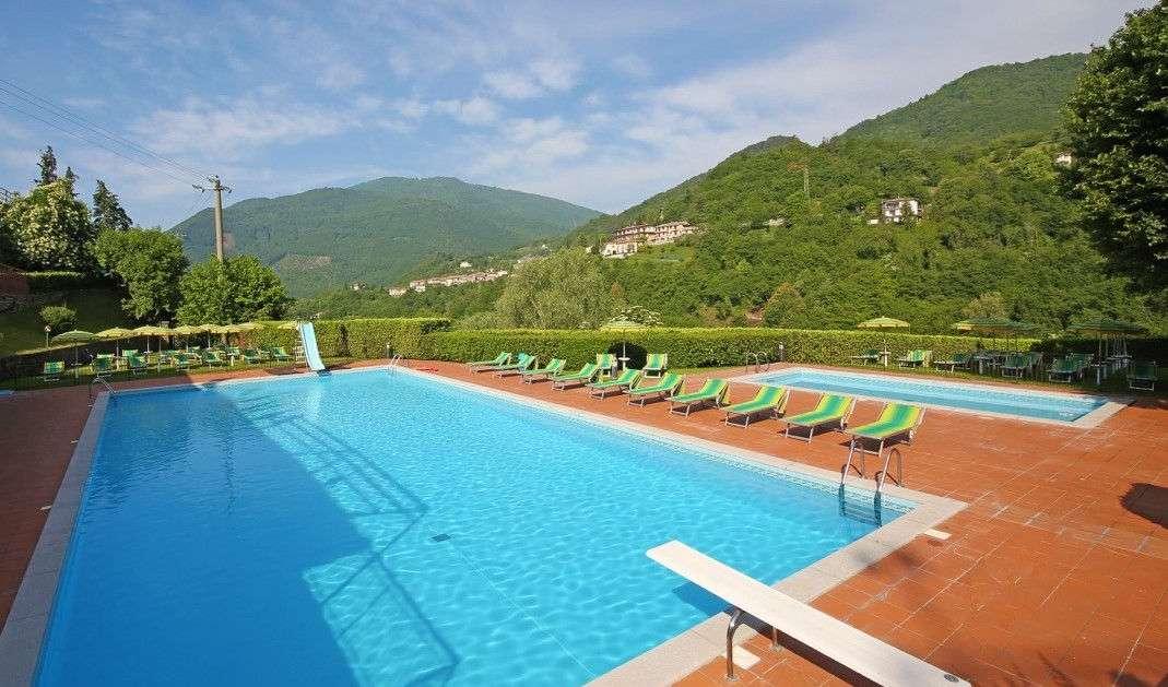 På Terrazze Apollo har du adgang til pool, som er fælles med Balconi Casa Gardola.