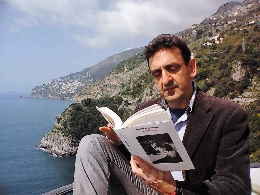 Hotellets karismatiske ejer Salvatore Criscuolo