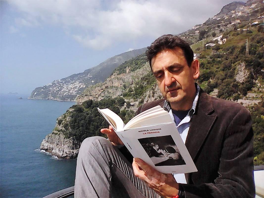 Hotellets karismatiske ägare Salvatore Criscuolo