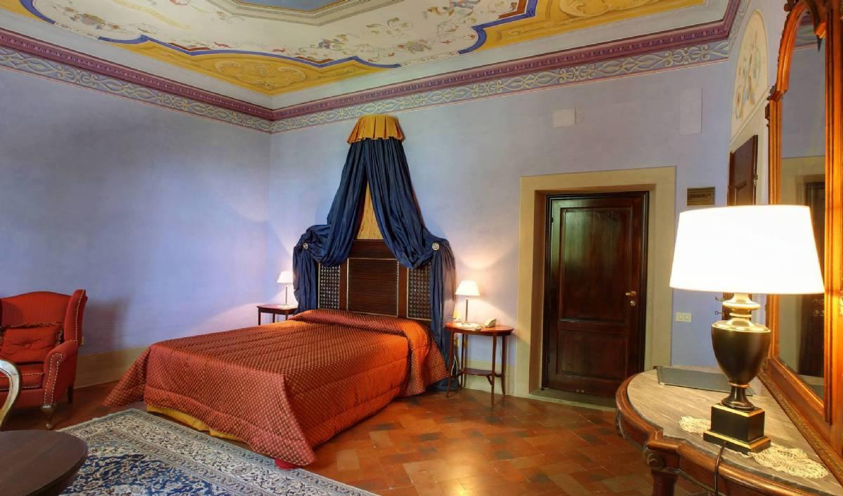 Deluxe-værelse i villaen