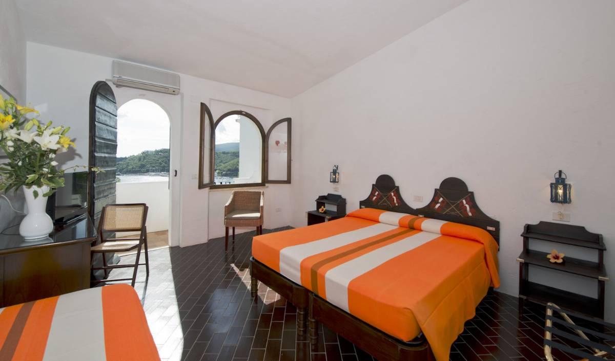 Hotelværelse på Cala di Mola
