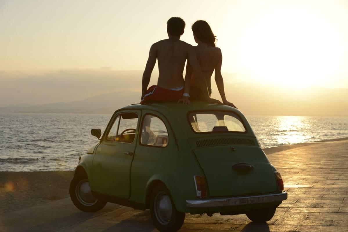 En kør-selv ferie i Italien bringer jer forbi mange smukke regioner i Italien