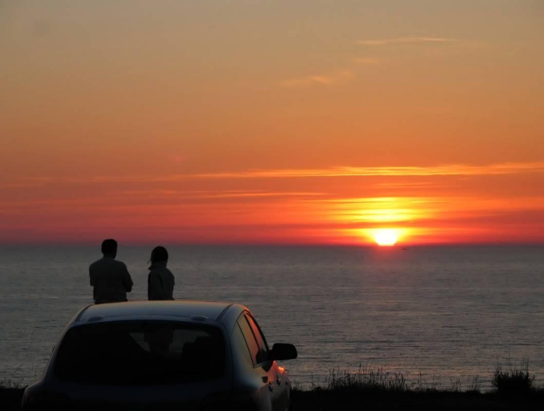 Oplev smuk natur på din bilferie til Italien
