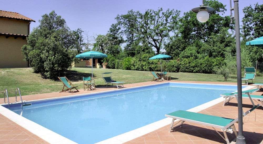 Pool vid Bosco Verde