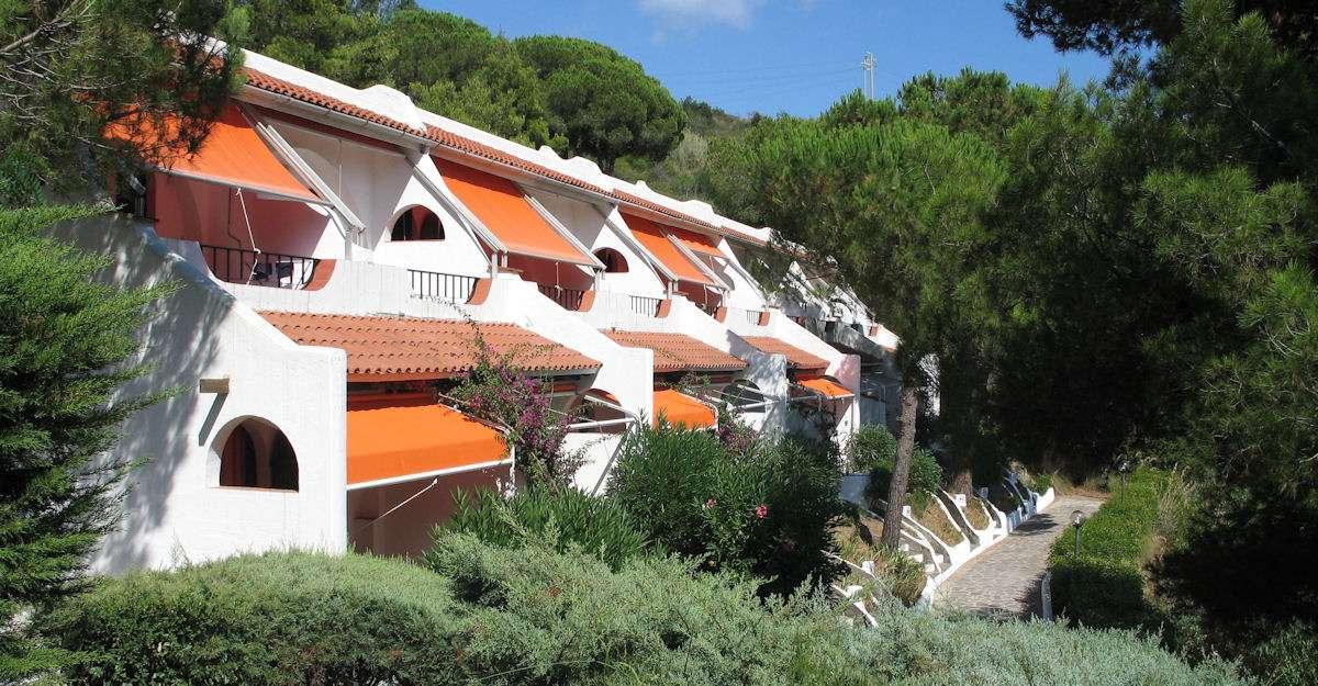 Lejlighederne på Cala di Mola