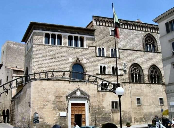Nationalmuséet Palazzo Vitelleschi