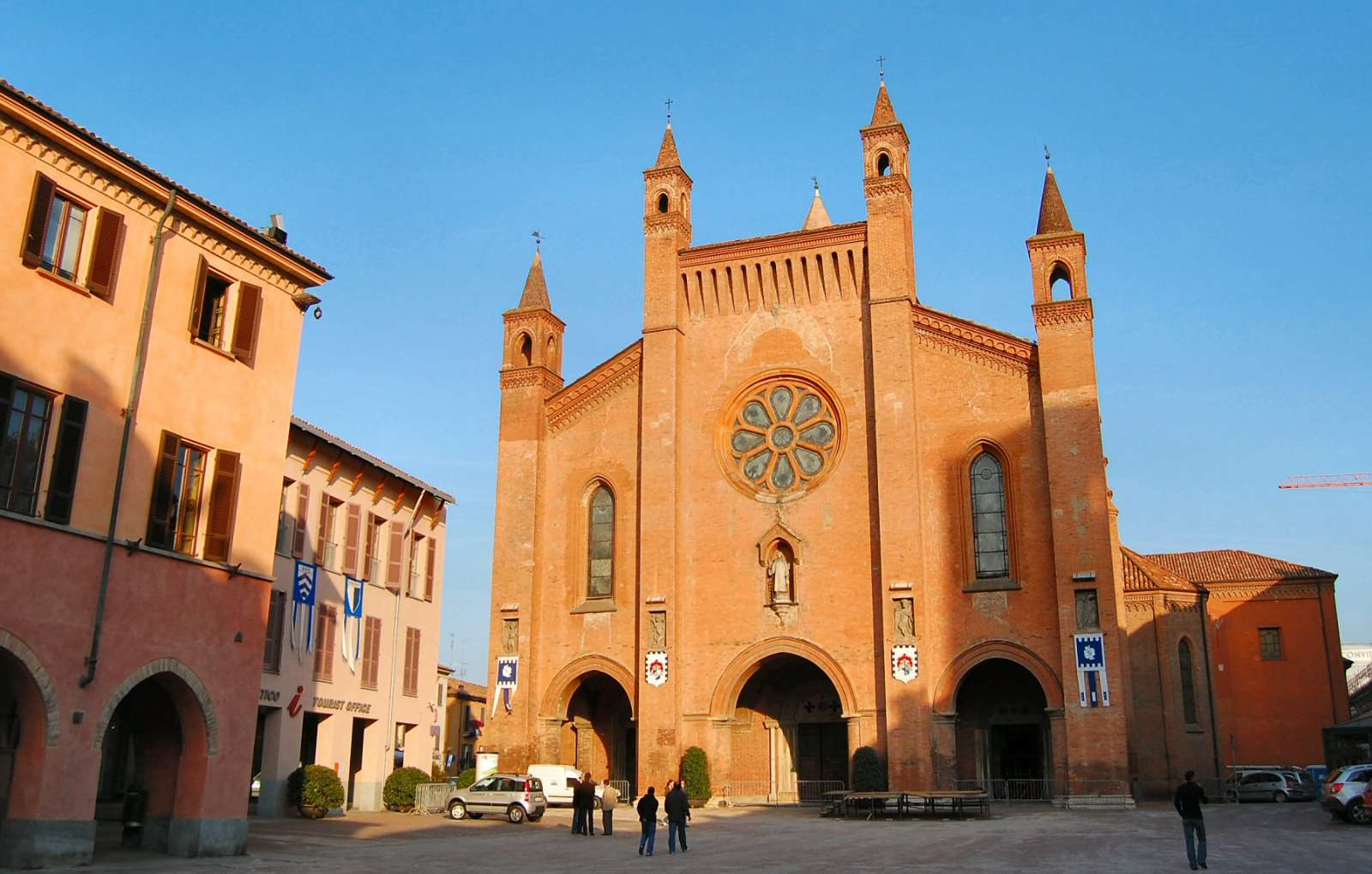 The Cathedral of Alba
