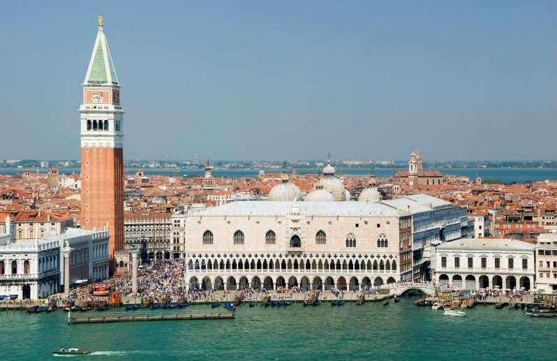 Palazzo Ducale i Venedig