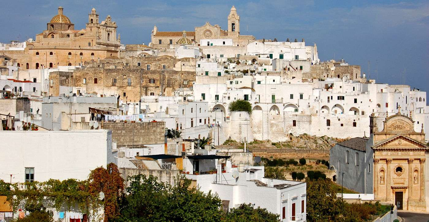 Ostuni - the white city