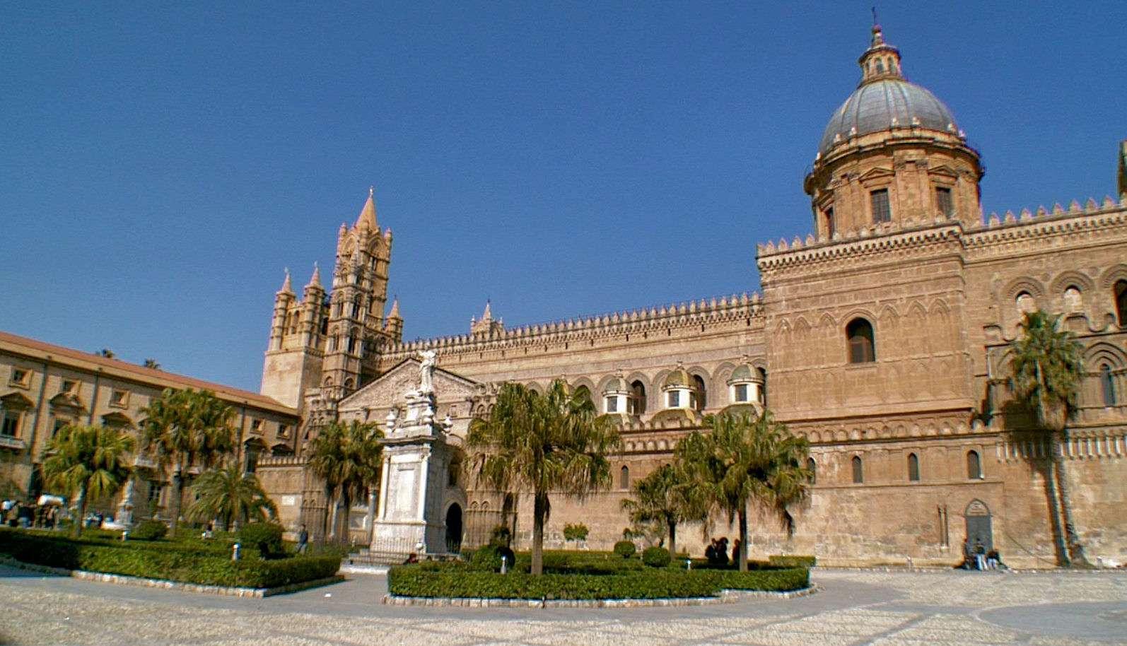 Domkriken i Palermo