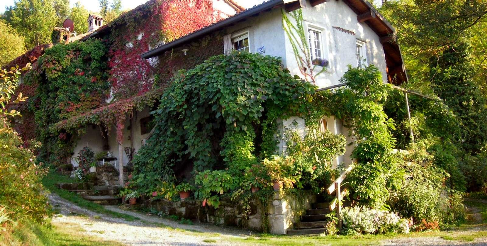 Vecchio Pero Terrasse auf der rechten Vorderseite