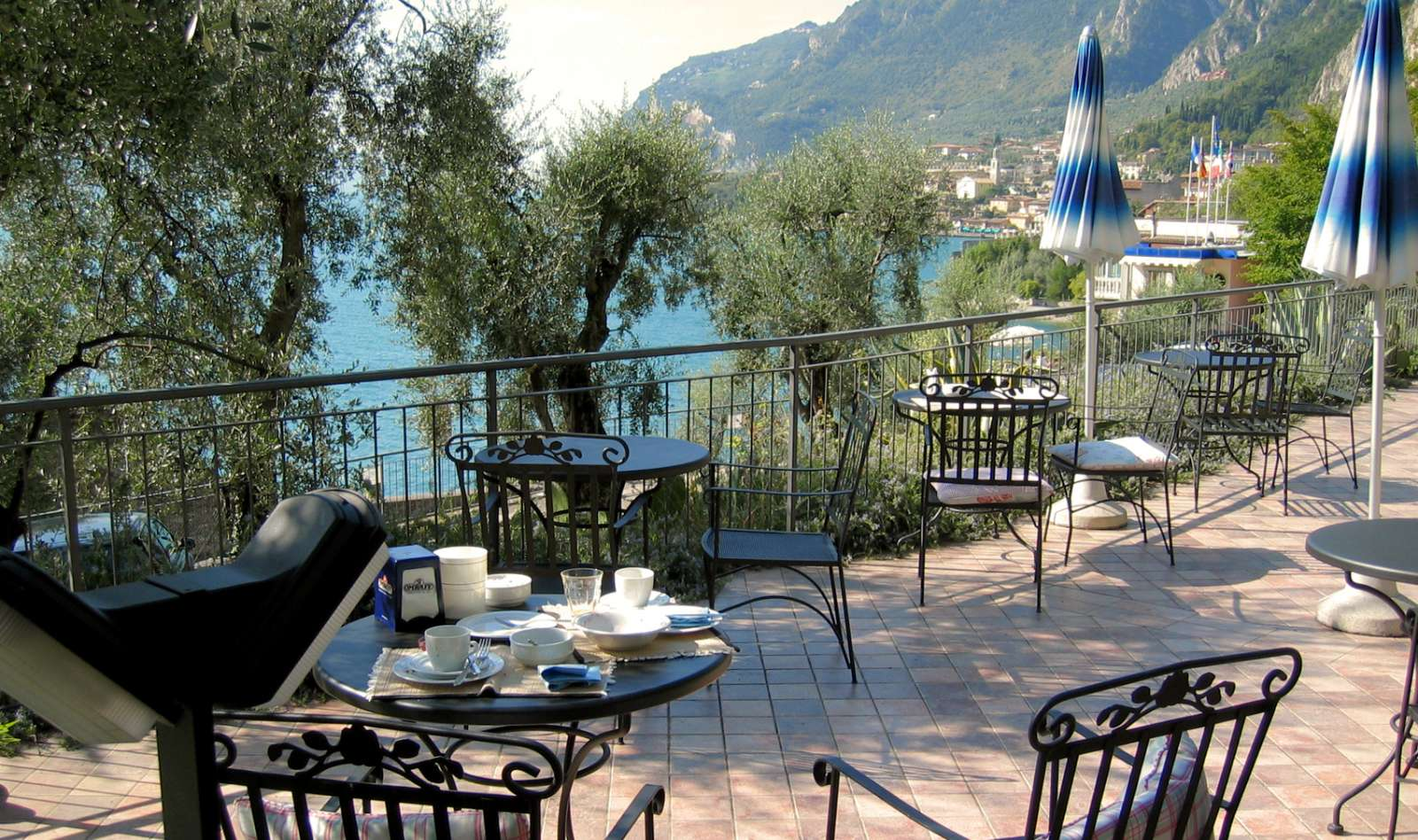 View of Limone