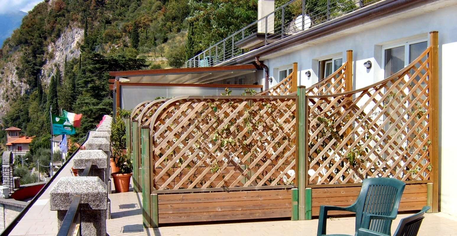 Les trois nouveaux Standard Extra avec leurs terrasses