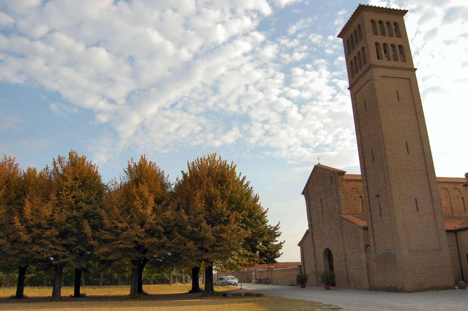 Kirken <em>Pieve di San Pancrazio</em>