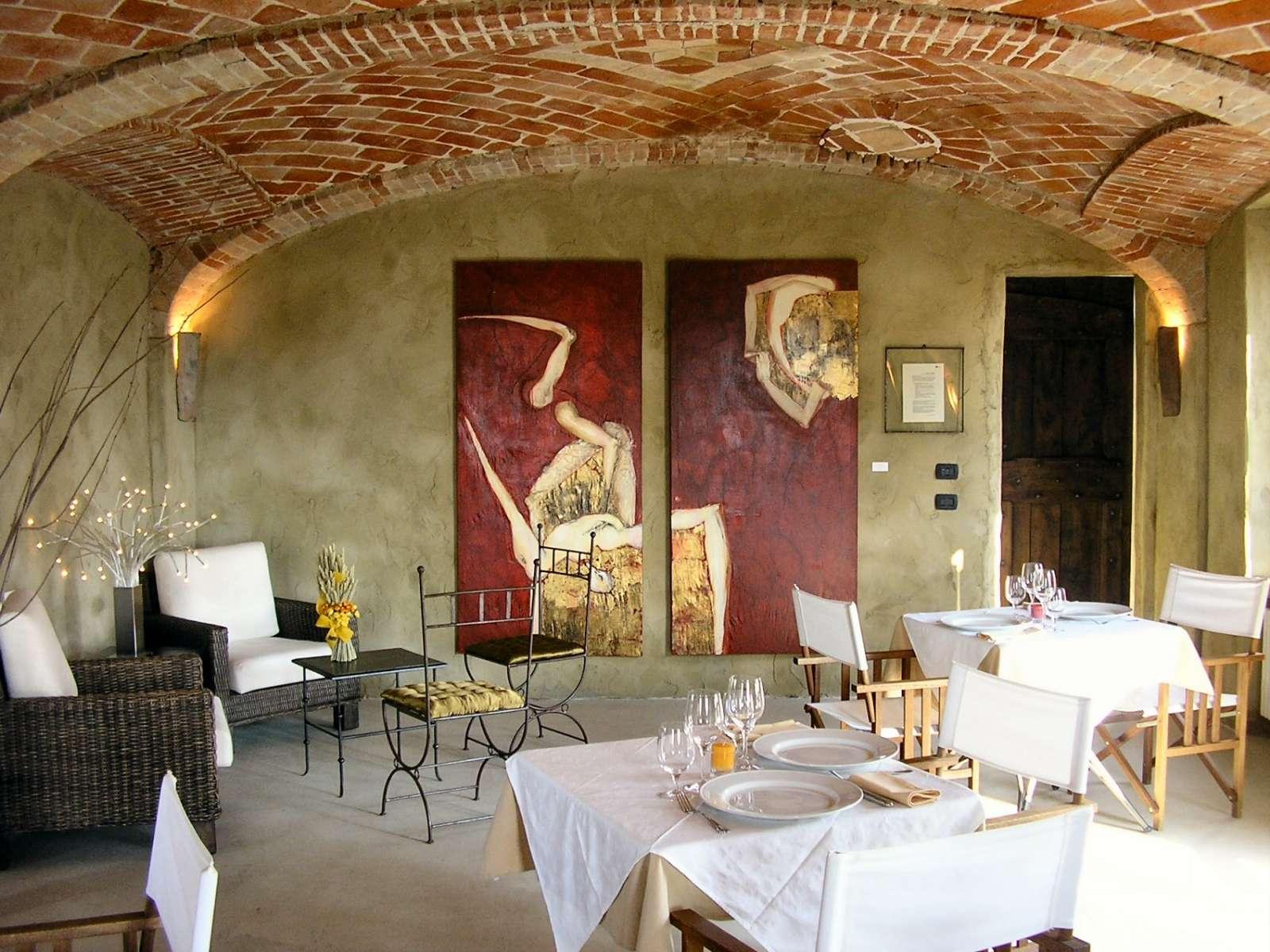 Le restaurant à la décoration raffinée