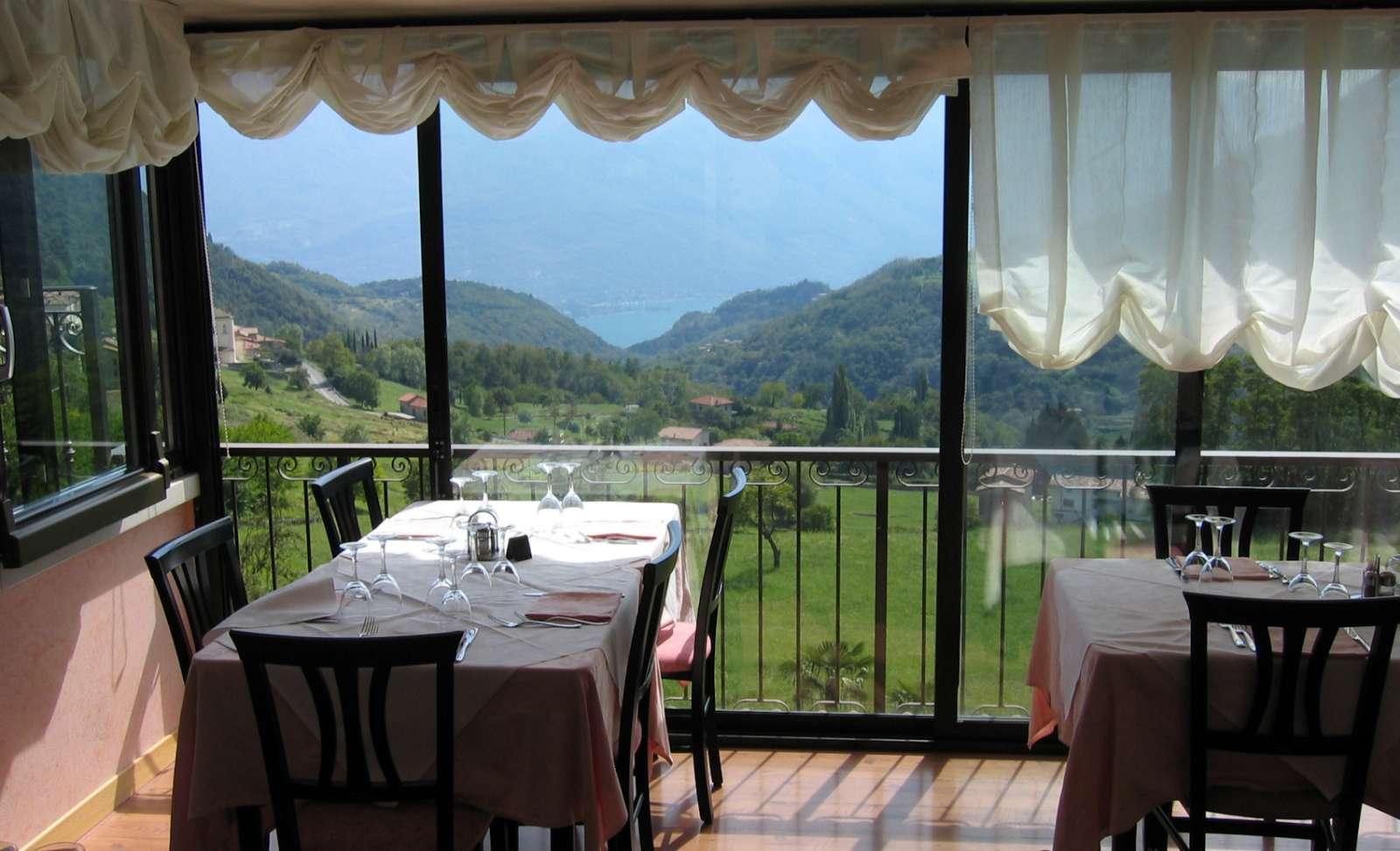 La vue du restaurant