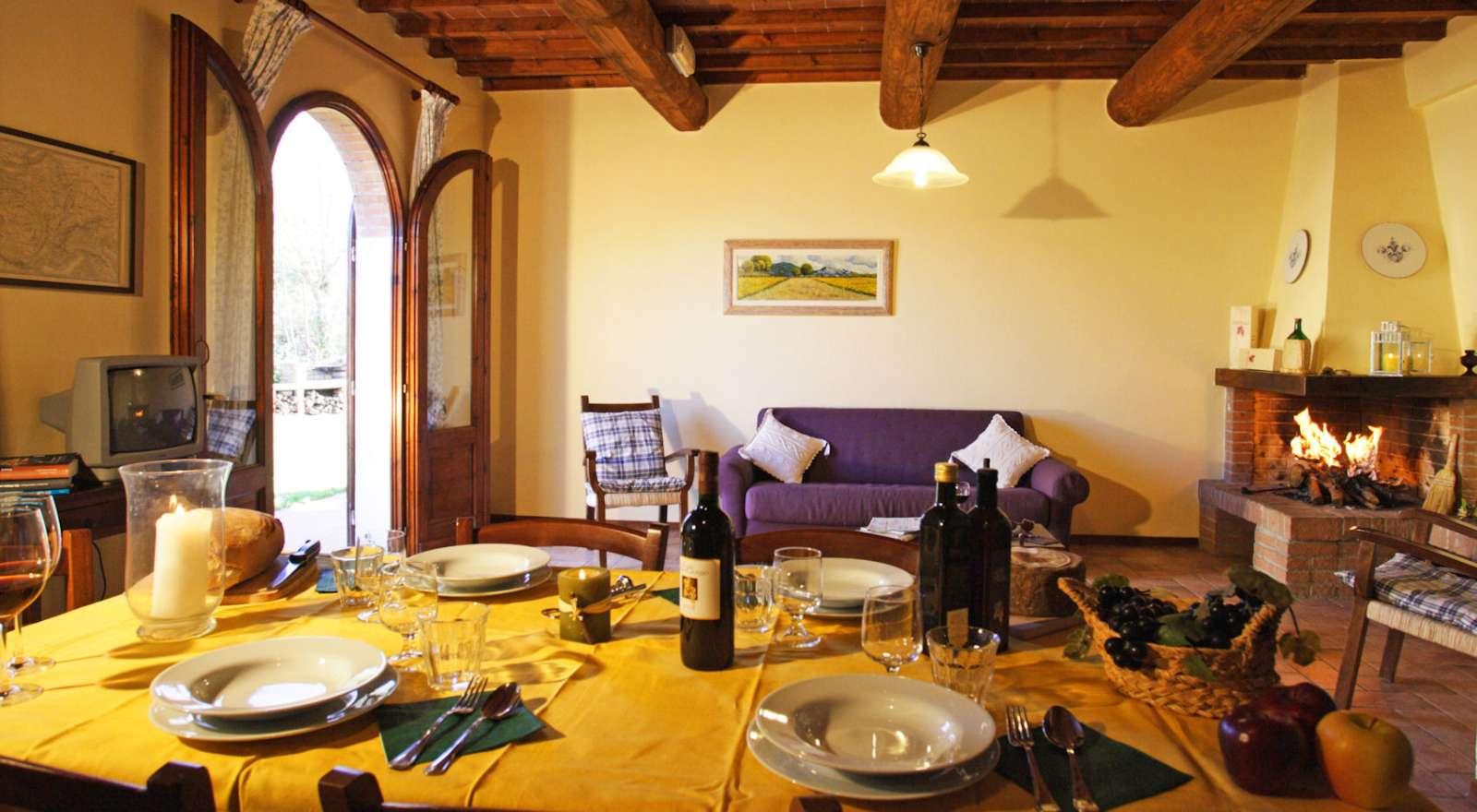 Lägenheten Piscina