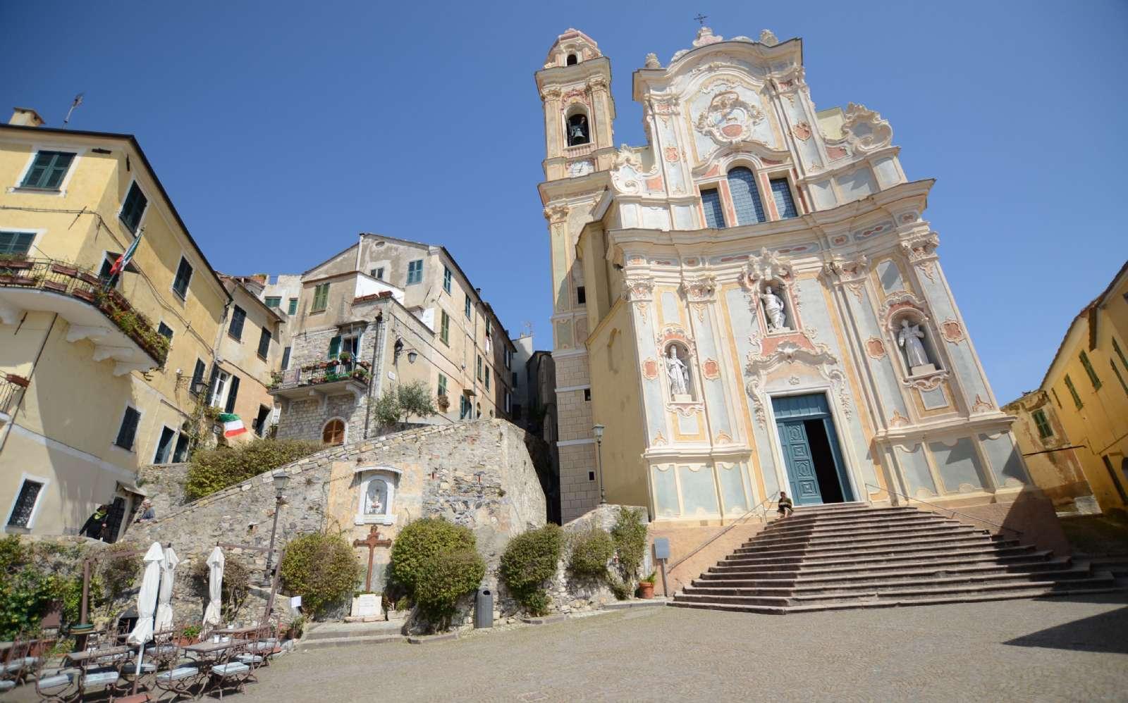 Eglise baroque de Giovanni dei Corallini