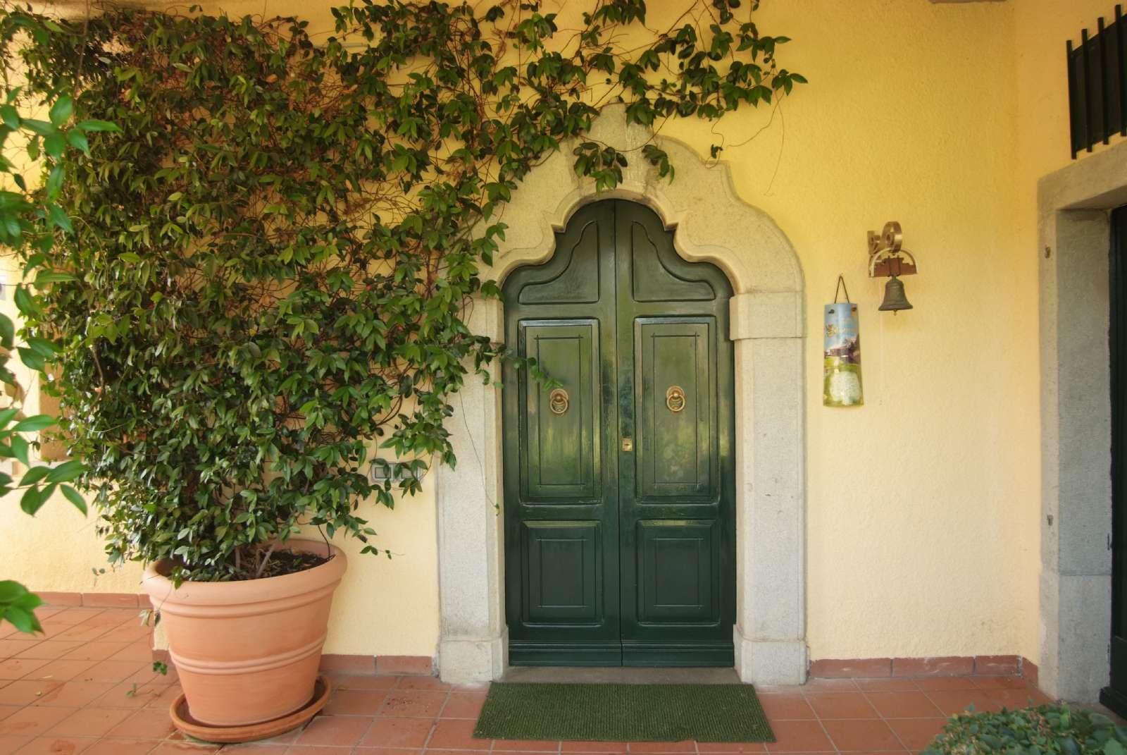 Indgangen til Alessandra