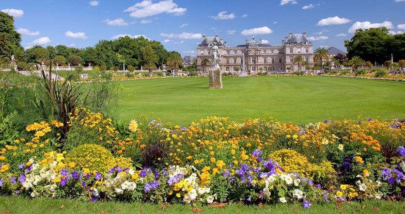 Luxembourg-trädgården