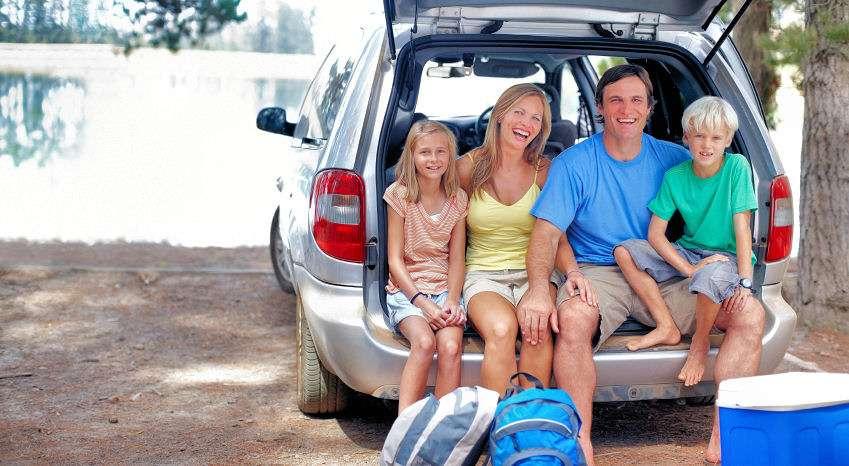 Hela familjen kommer älska en bilsemester i Italien