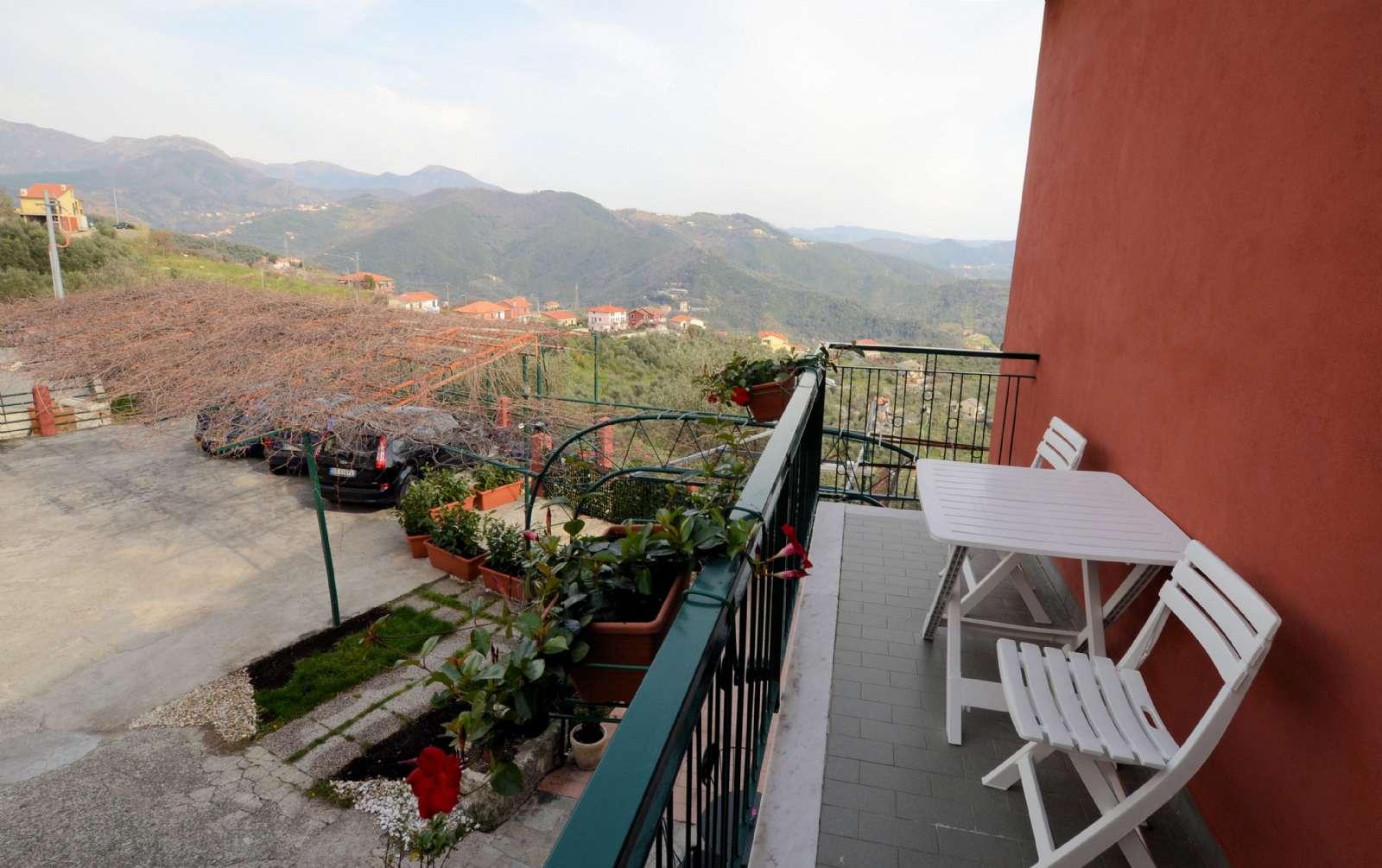 Balcony Dell'Olio