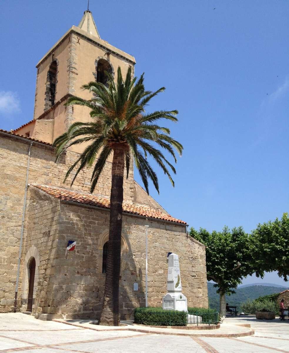 Stadens kyrka Saint-Michel