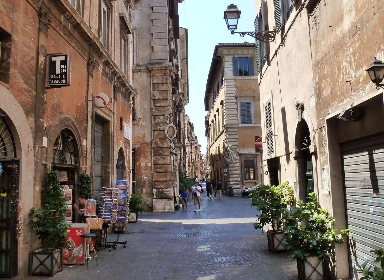 Via Coronari
