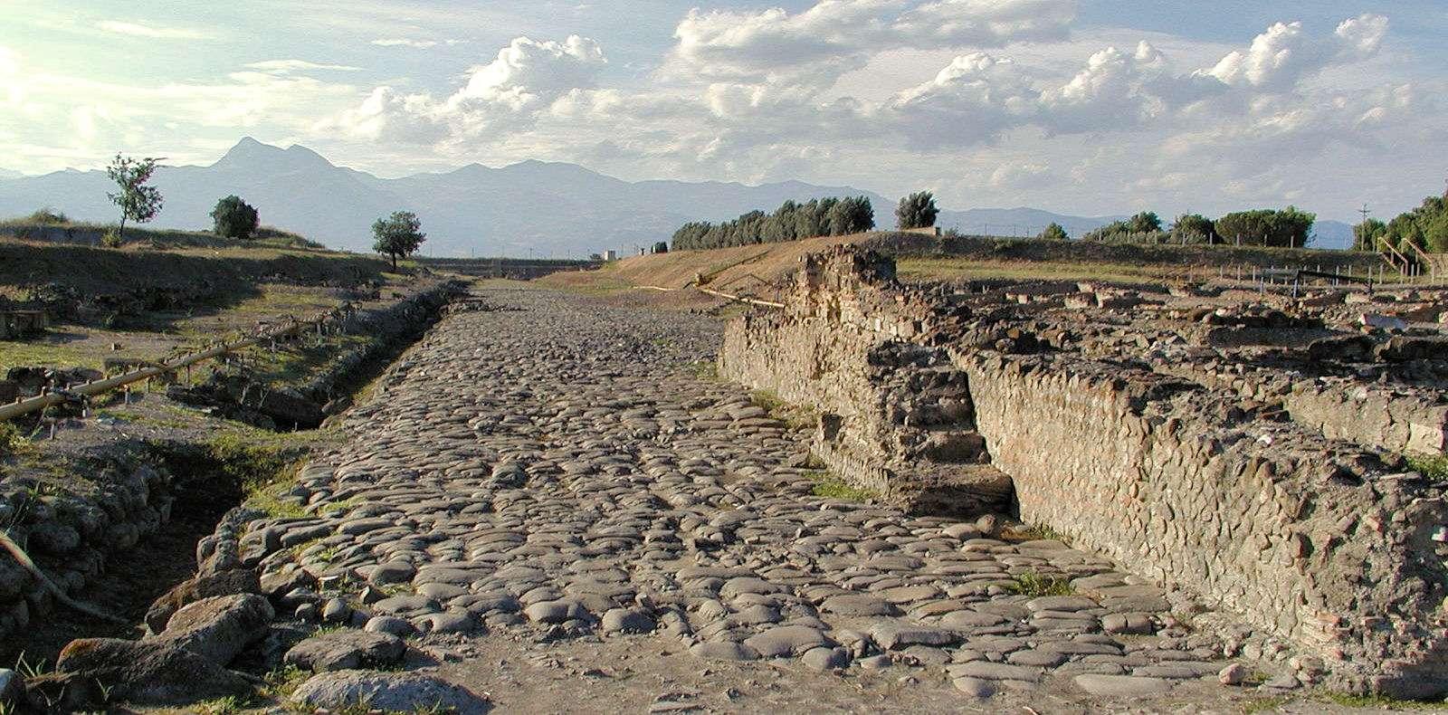 Excavations at Sibari