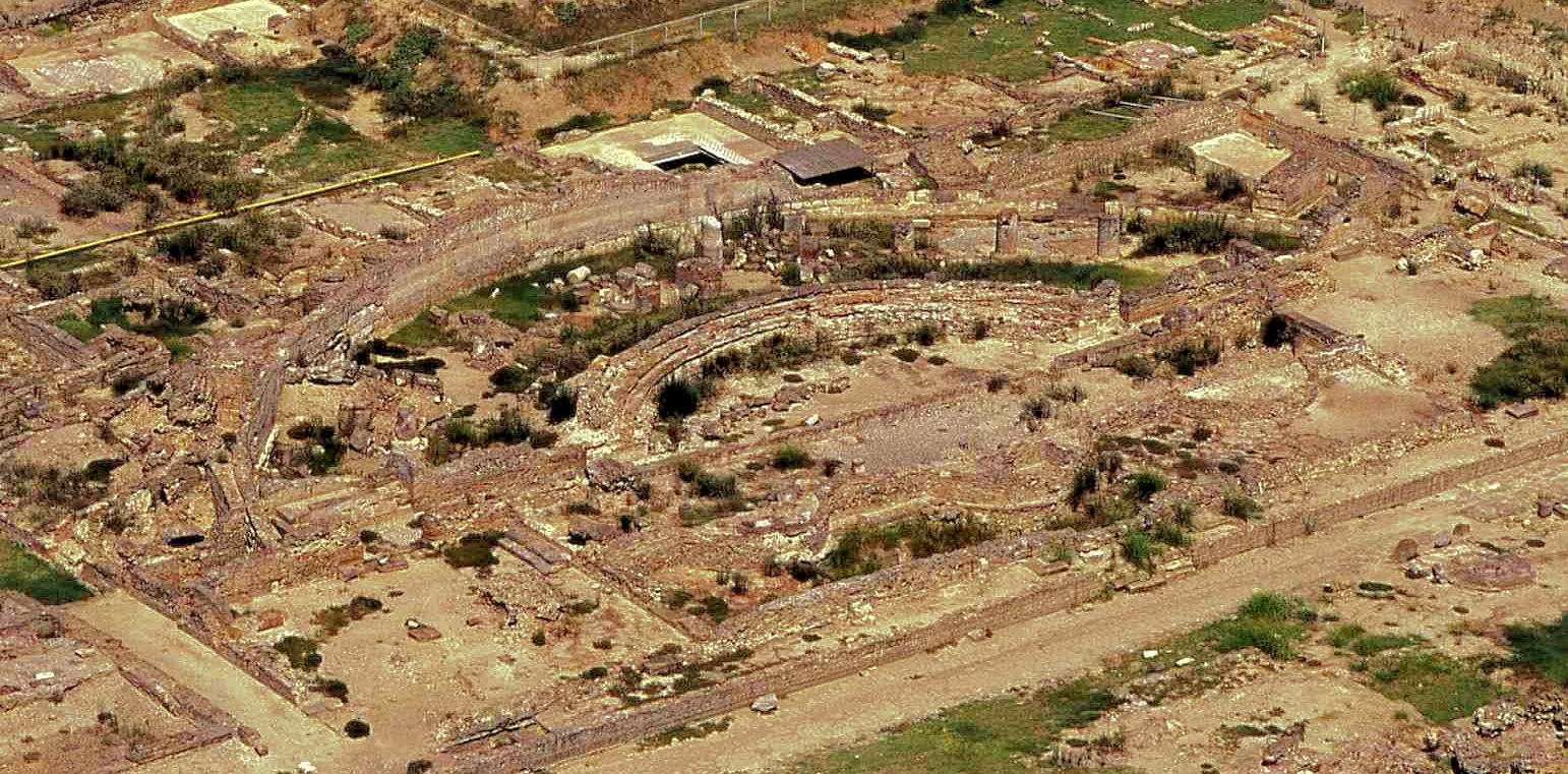 Udgravninger ved Sibari