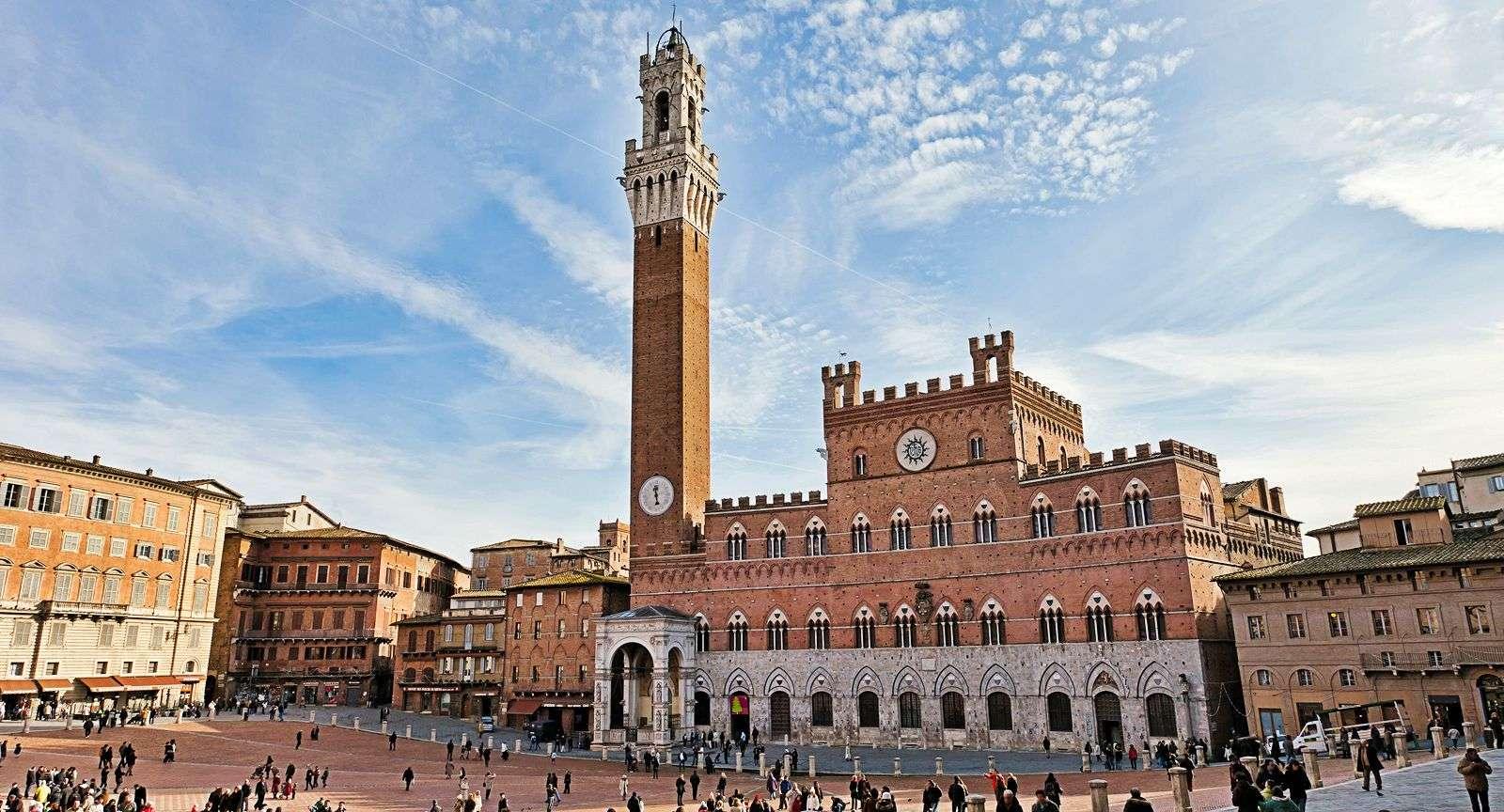 Piazza del Campo di Siena