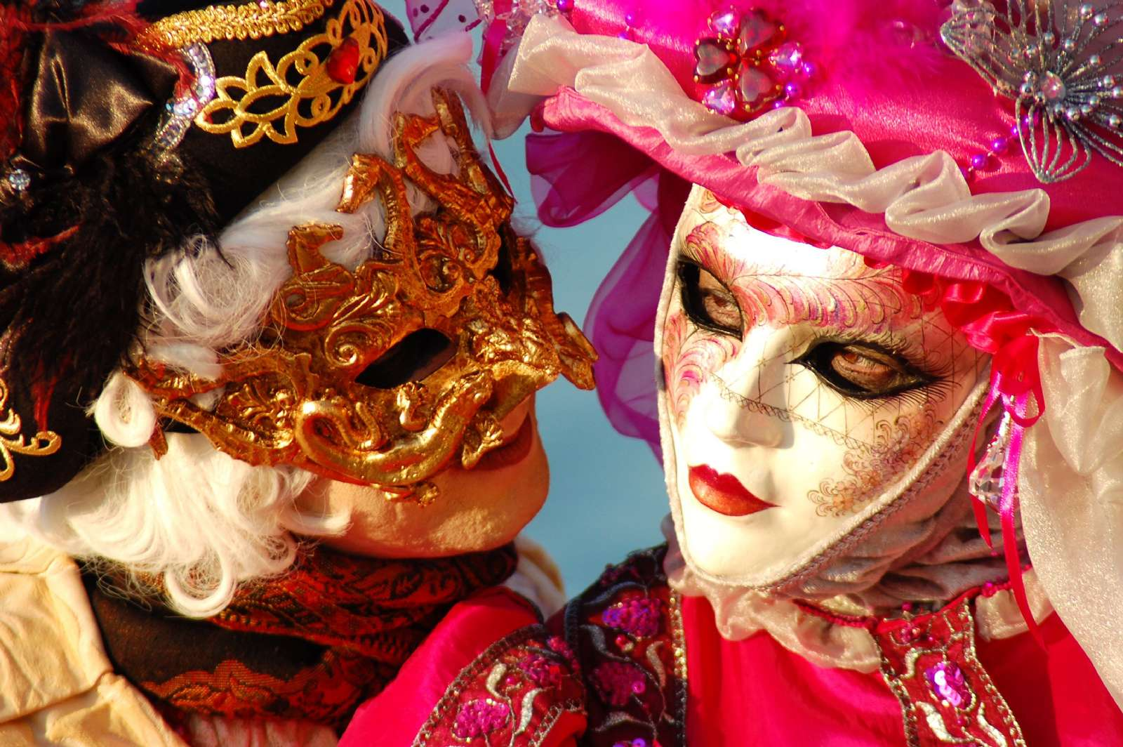 Karneval i Venedig