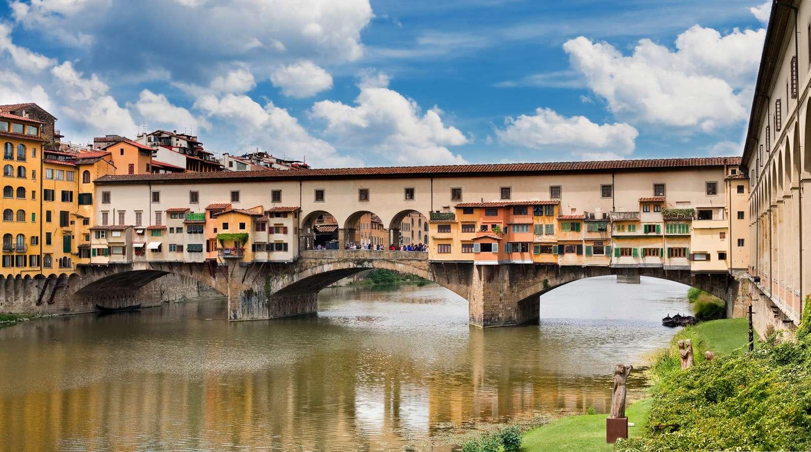 Ponte Vecchio i Florens