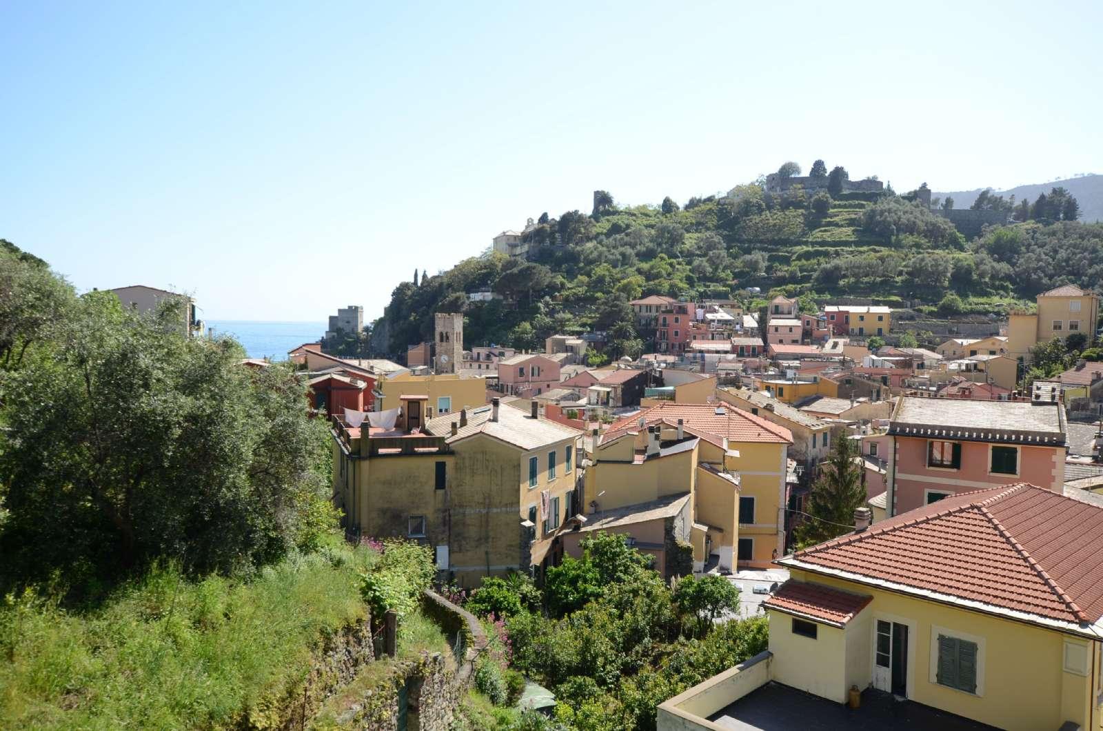 Utsikt från takterrassen för gemensamt bruk