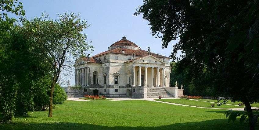 Villa Almerico Capra, også kaldet La Rotonda