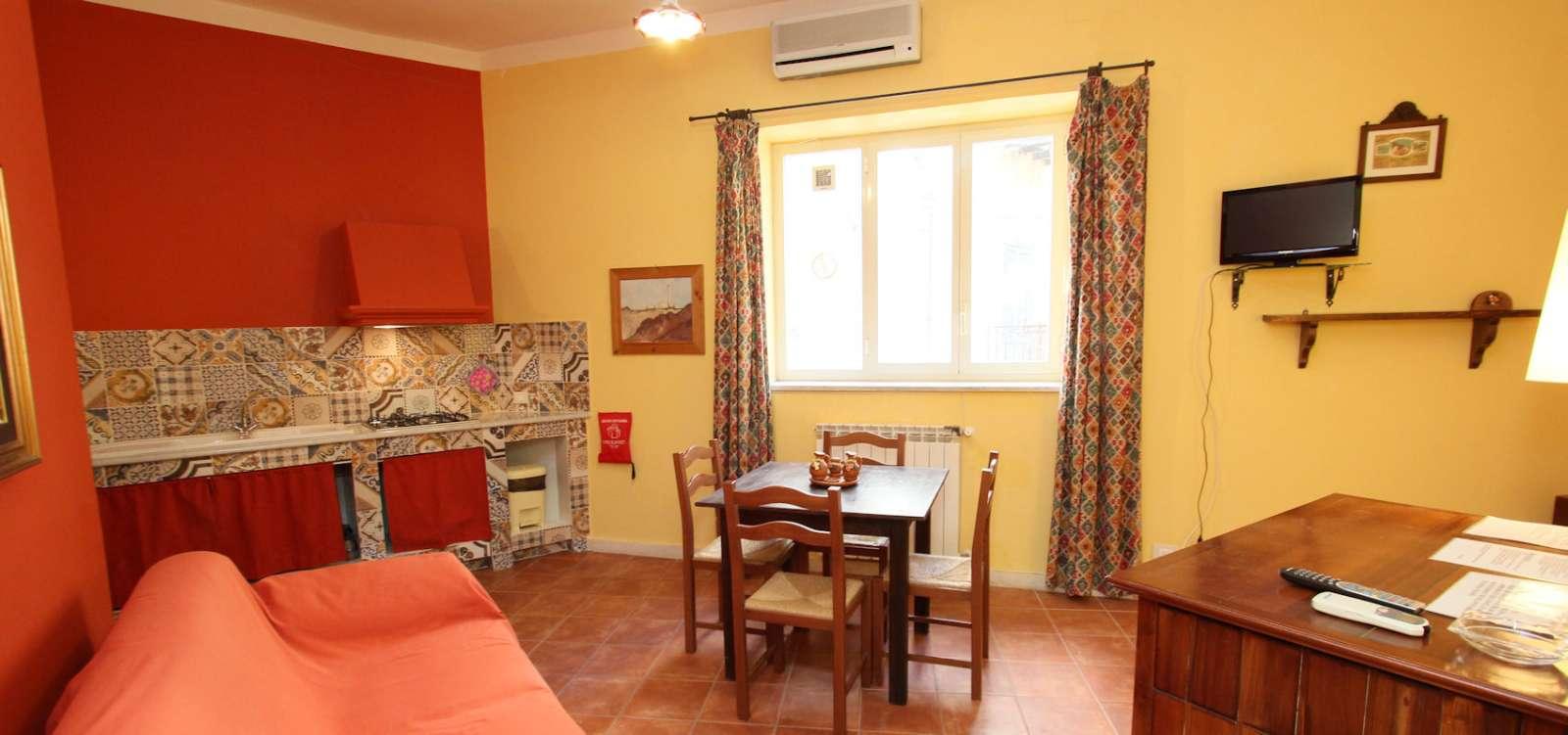 Lägenheten Santuzza