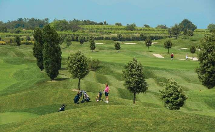 Golf Paradiso tæt på Peschiera sul Garda