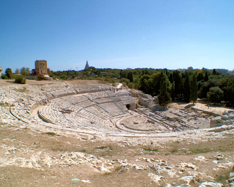 Det græske teater