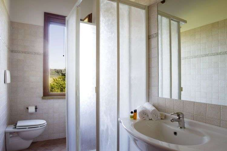 Example of a bathroom