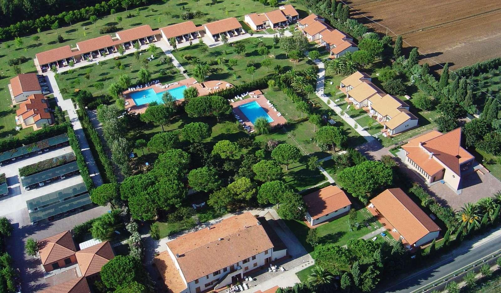 Luftaufnahme Ghiacci Vecchi
