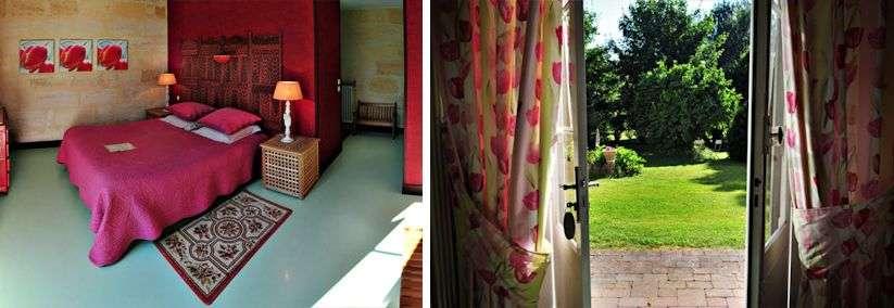 Chambres aux Tulipes